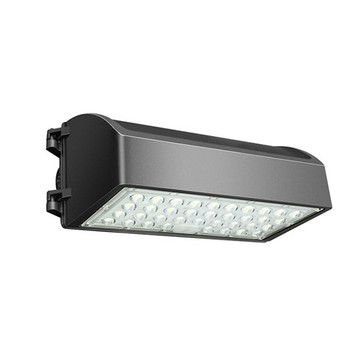 Black Morden LED, lámpara de pared para exteriores