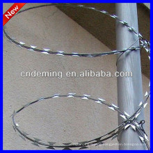 Anti-Climb Coil Cutter Blade Razor Barbed Wire