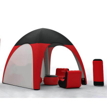4m*4m Outdoor Sports Events Advertising Custom PVC Oxford Cloth air sky print canopy marquee gazebo inflatable tent