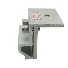 Metal Tin Roof Solar Mount Solution Clamping Type Solar Panel Rack