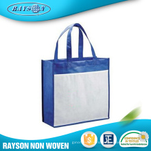 Chinese Factories Promotional Tnt Laminated Non-Woven Bags