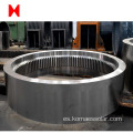 Rotary Cement casting Kiln Girth Gear