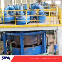 Hydrocyclone technique allemande chaude de vente pour la séparation minière