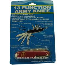 JML нержавеющая сталь многофункциональный карманный нож / складной карманный нож