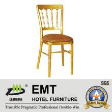 Hotel Furniture Leisure Chair Wooden Chair (EMT-818)
