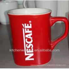 ceramic mug/magic mug/ceramic mug with handle