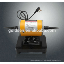 200w 110 milímetros 150 milímetros Power Mini Bench Polisher Buffer elétrica portátil Buffing Machine