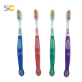 Adult Toothbrush Nylon Bristles