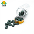 GMP Factory Supply Spirulina & Militraris Cordyceps Extract Mixed Tablet