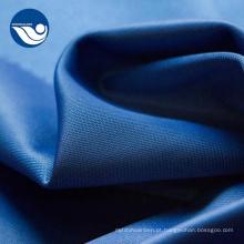 Dazzle 100% poliéster super poli para terno de treino têxtil doméstico