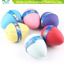 Los huevos crecientes coloridos de Dinasour del animal doméstico de la magia que traman los juguetes del huevo los 7 * 9cm