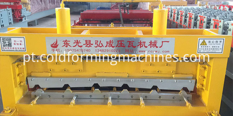 Roof And Wall Panel Roll Forming Machine 12
