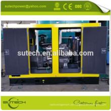 Preiswerter 100kw stiller Dieselelektrischer Generator mit Gabelstaplerlöchern