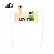 Half Japanese Style Natural Cotton Apron-Beige Color apron