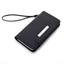 Магнитный Пряжка бумажник Стиль Moile Телефон Чехол для Samsung Галактика S5 (рту-86)