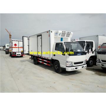 JMC 2ton Фургоны для доставки замороженных продуктов
