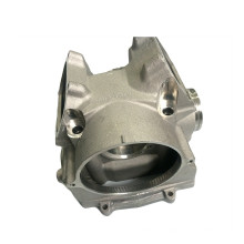 Industrial Polished Components Aluminium Casting Foundry