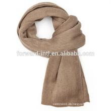 Männer und Frauen strickte Kaschmirschals, Kaschmirhut, Kaschmirhandschuhe