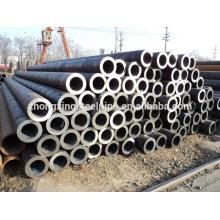ISO de laminados a quente de tubos de aço sem costura padrão