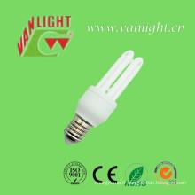 U forme série Energy Saving lampes CFL, (VLC-3UT3-8W)