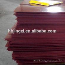 Высокий пластиковый лист плотность ПУ