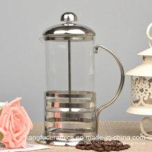 Presse à café française en acier inoxydable de haute qualité 2015