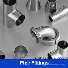 China Supplier Inox 304 Stainless Steel Pipe Fitting