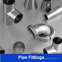 China fornecedor Inox 304 montagem de tubulação de aço inoxidável