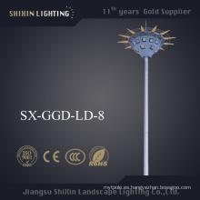 2015 La más nueva iluminación del mástil del LED 20m \ 25m \ 30m \ 35m LED