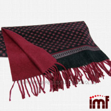 Hand Printed Cashmere Scarf Nepal