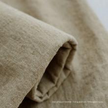 60% Linen 40% Cotton Solid Linen Cotton Fabric