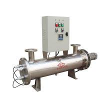 Eau souterraine et eau de surface Purification de l'eau de désinfection UV