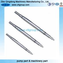 OEM/ODM CNC Stainless Steel Alloy Steel Pump Shaft