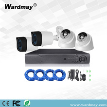 4CHS 2.0MP HD POE NVR Kit