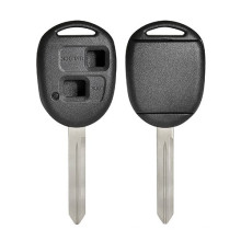 High Quality D-SHELL Car Key Shell With TOY40 Key Blade Key Case For Toyota TOY-YK-081