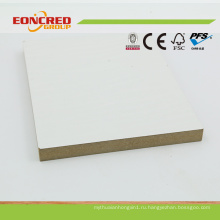 Белый цвет ламинированные МДФ для мебели
