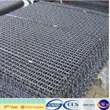 Galvanized Woven Square Crimped Wire Mesh (XA-CWM07)