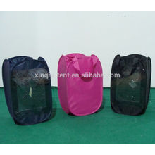 Portable hotel laundry bag