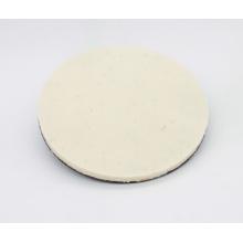 Almofada de polimento de feltro com magnético para pedra cerâmica de porcelana de vidro