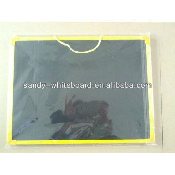 Lousa de plástico 30 * 40cm personalizado chalkboards
