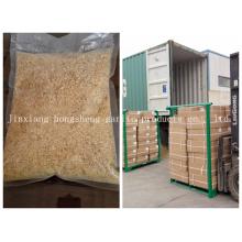 Fried Garlic Granules From Hongsheng Garlic Company From China