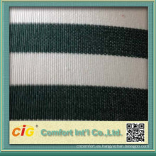 tela resistente al agua y solidez del color de las telas de rayón para sillas de exterior