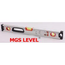 Aluminum Silver Professional Box Level (700909)