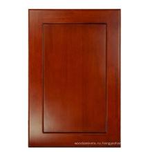 Твердые деревянные кухонный шкаф двери (HLsw-2)