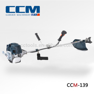 2 in1 gasoline grass trimmer or gasoline brush cutter with 26cc 33cc 43cc 43cc