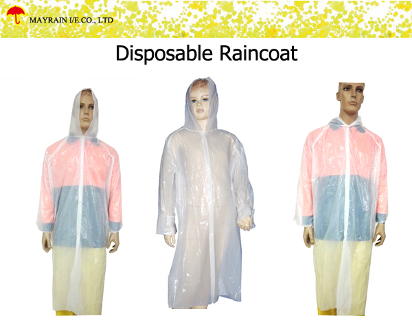 Disposable Raincoat