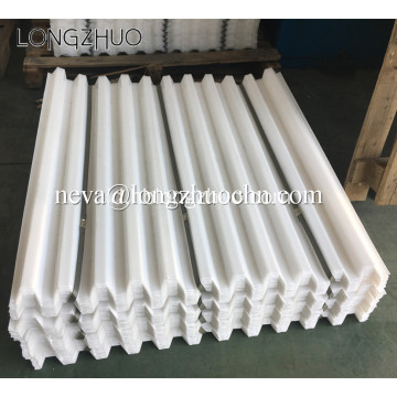 PP PVC Inclined Lamella Packing Tube Settlers