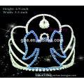 crown shaped decoration crystal crown and tiara tiara wedding bridal comb tiara crystal crowns tiaras for wedding