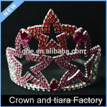 Cheap Star queen tiara crown for kids