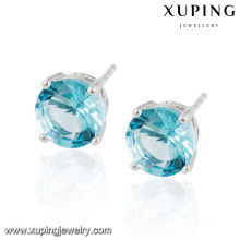 26984 Mode spécial prix rond Cubic Zirconia Jewelry Earring